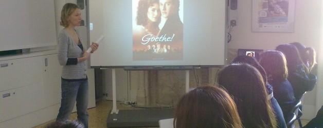 FILM TEDESCHI PER STUDENTI ITALIANI