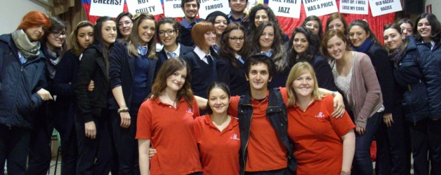 MUSICAL CHICAGO AL LICEO LINGUISTICO