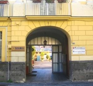 Sede del Liceo Linguistico Europeo
