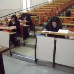 Durante la prova[1]...
