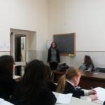 Corso di traduzione / interpretariato